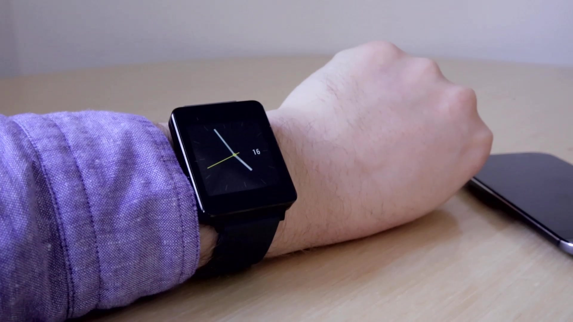 LG G Watch | Fly or Die