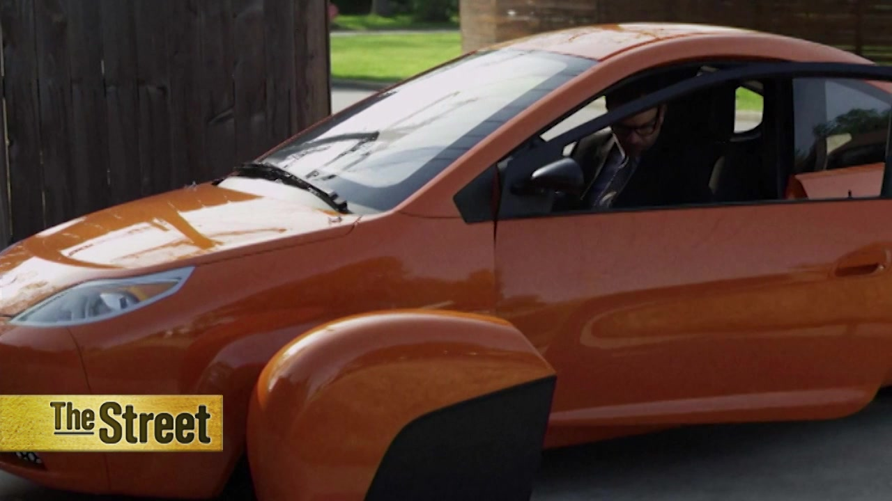 Elio Motors Is Re Inventing The Wheel Literally Video