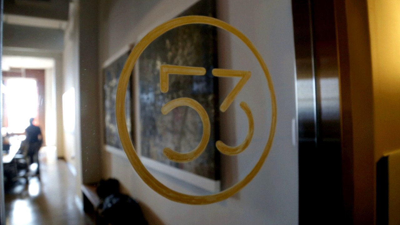 FiftyThree's Art Deco Atmosphere | TC Cribs