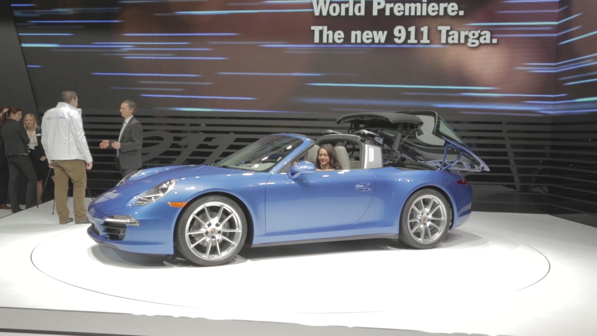 this porsche 911 targa is perfect for playmobil 39 s plastic. Black Bedroom Furniture Sets. Home Design Ideas