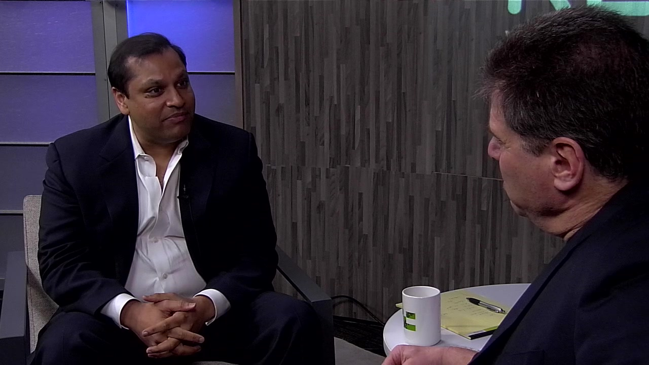 Cvent's CEO Reggie Aggarwal | Keen On...
