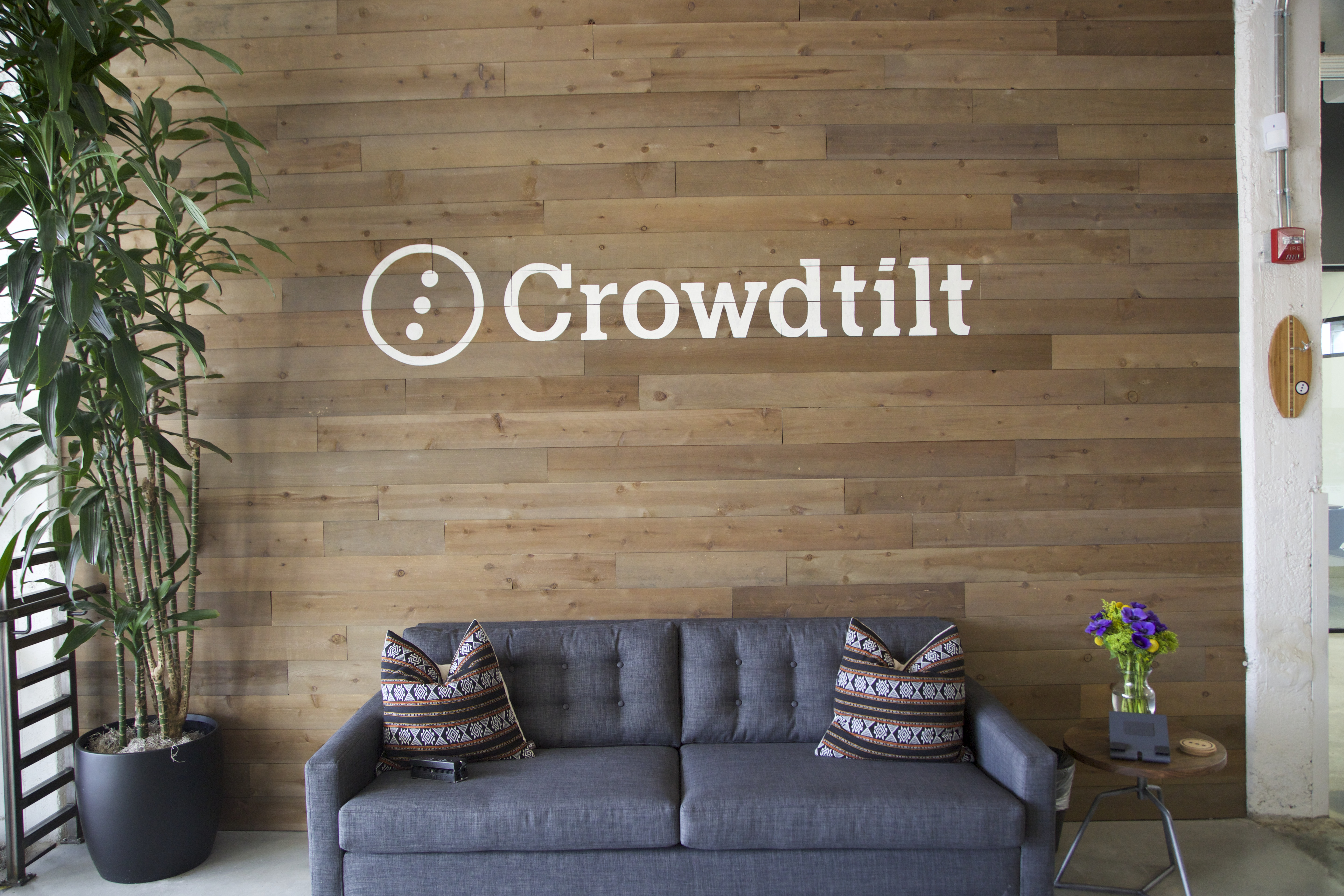 Crowdtilt's New Group Funded HQ | TC Cribs