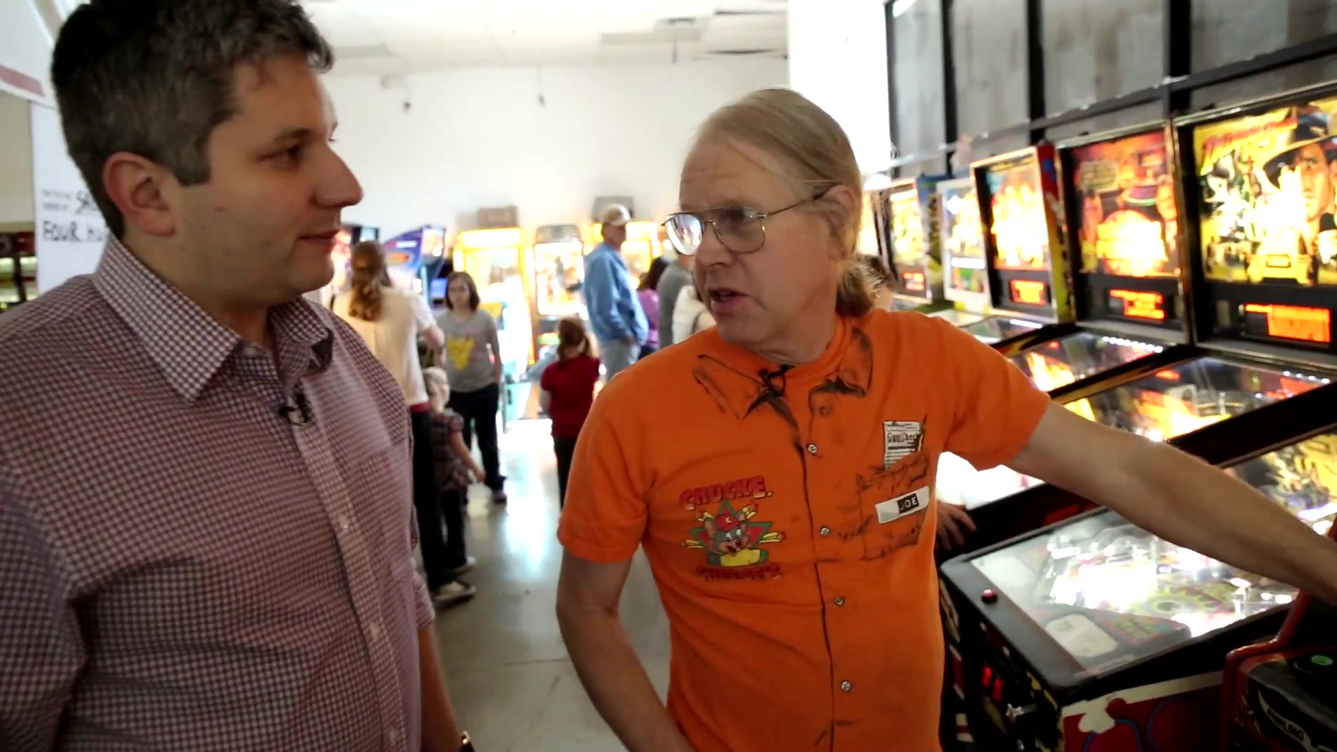 Pinball Hall of Fame | TechCrunch Makers