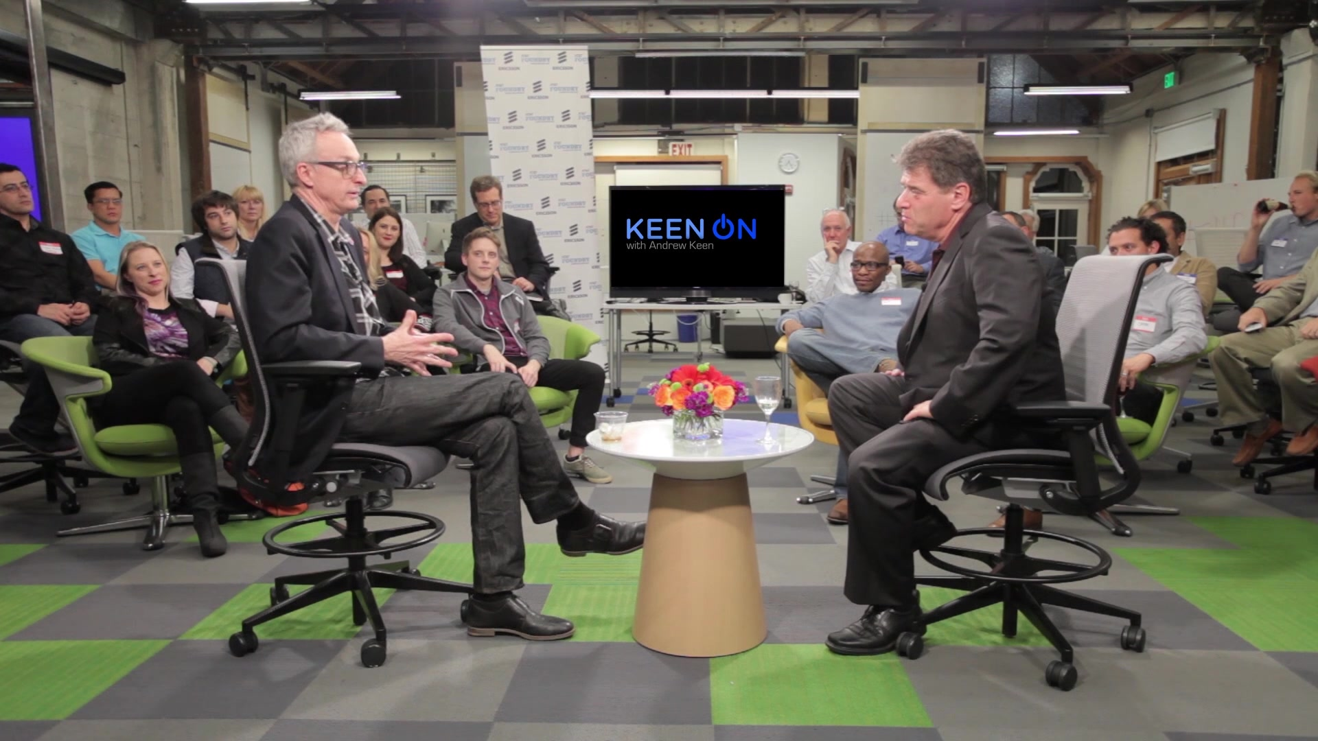 Techonomy's David Kirkpatrick On Innovating Anywhere | Keen On...