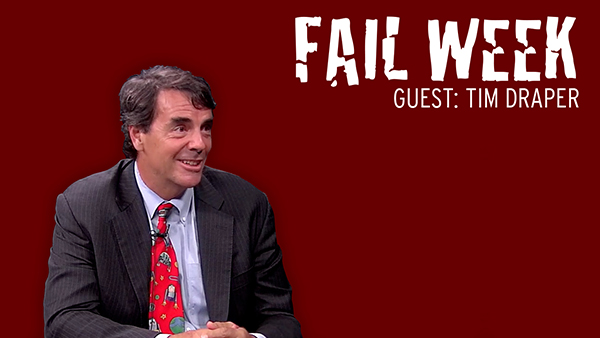 Fail Week: Tim Draper on Borrowing Money From the Government