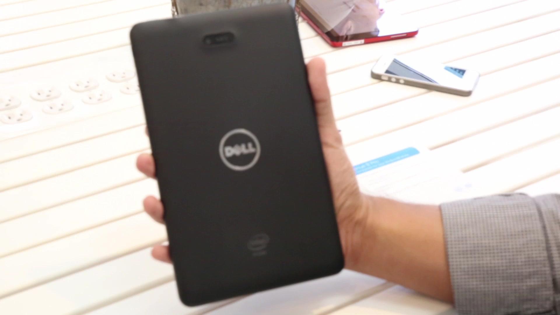 Dell Venue 8 Pro | First Look