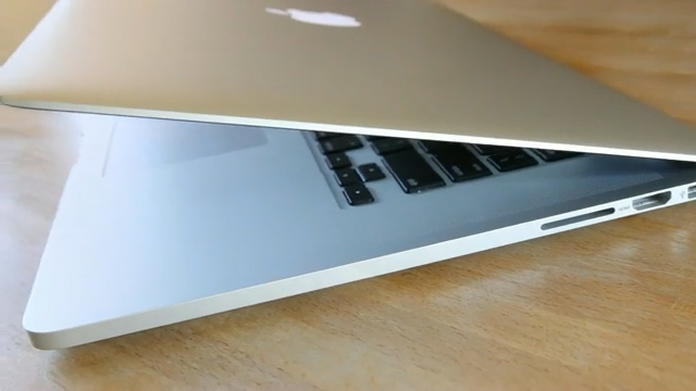 Apple's 15-Inch MacBook Pro 2013 Review