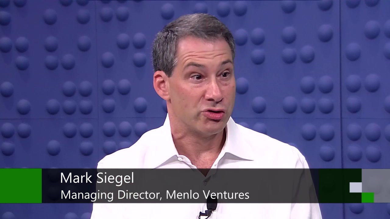 Ask A VC: Menlo Ventures' Mark Siegel