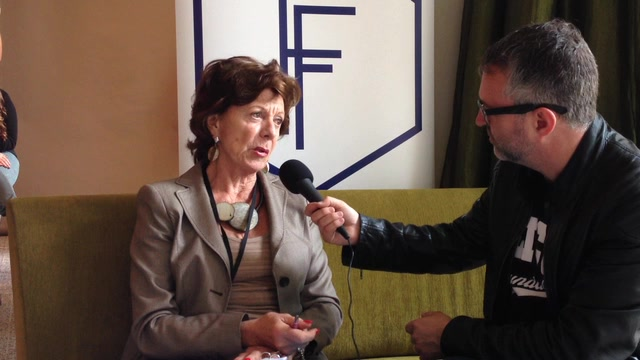 Neelie Kroes, EU Digital Commisioner