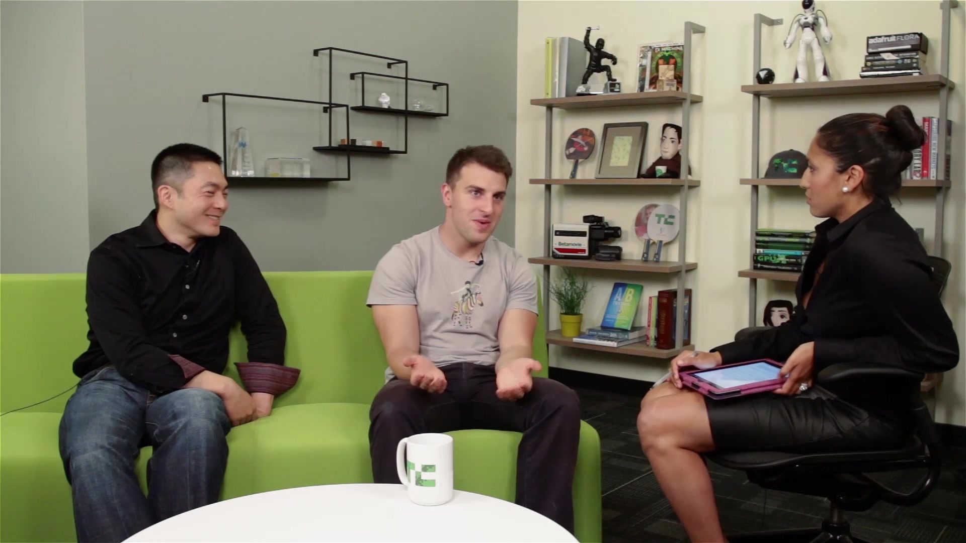 Airbnb Co-Founder On International Growth and Expansion