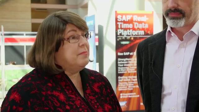 Jeanne Harris & Scott Kurth of Accenture | Strata Conference 2013