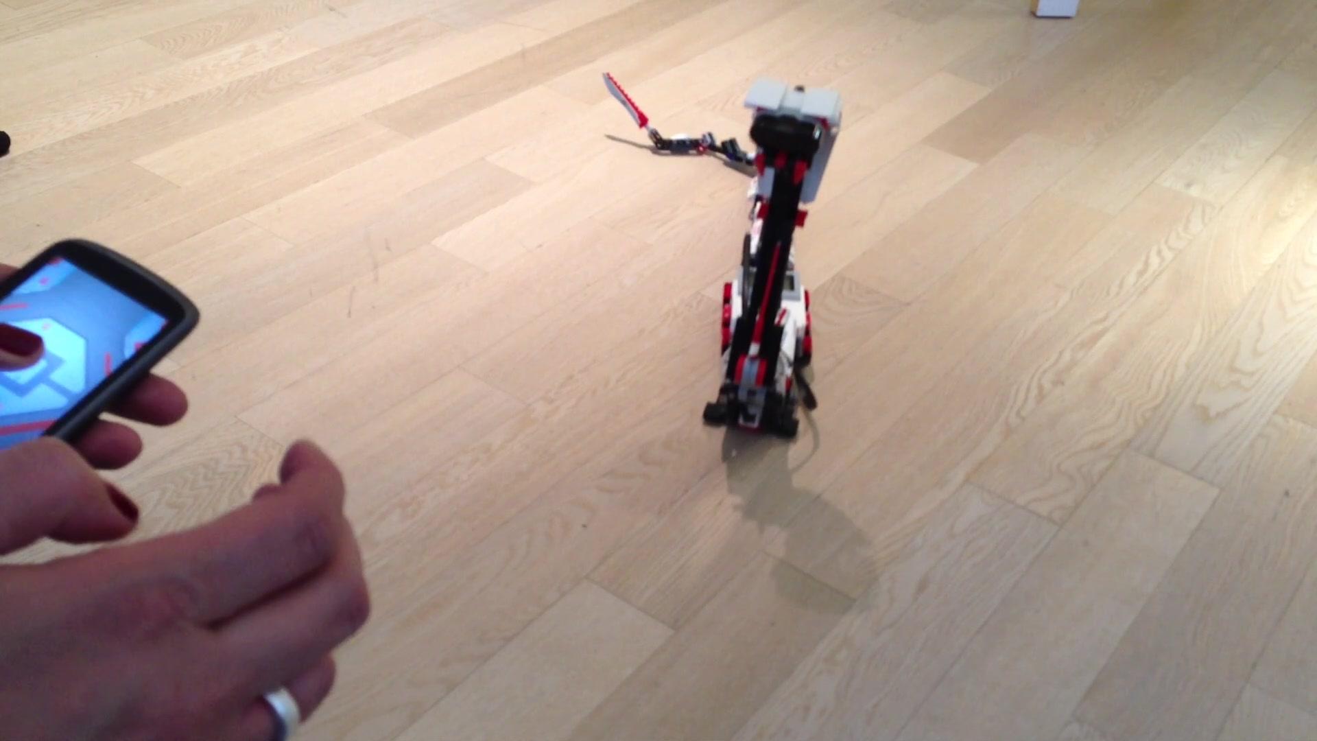 LEGO Mindstorms EV3: Next Generation of Robotic Programming