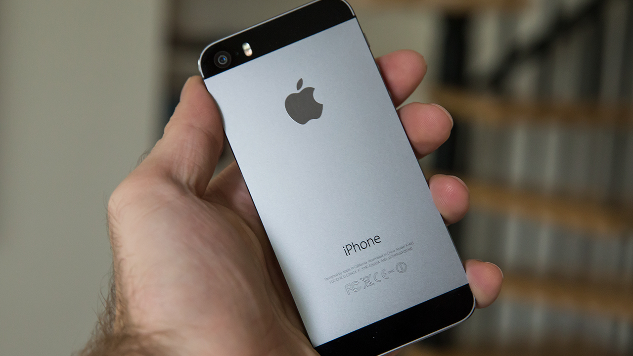 TechCrunch iPhone 5s Review