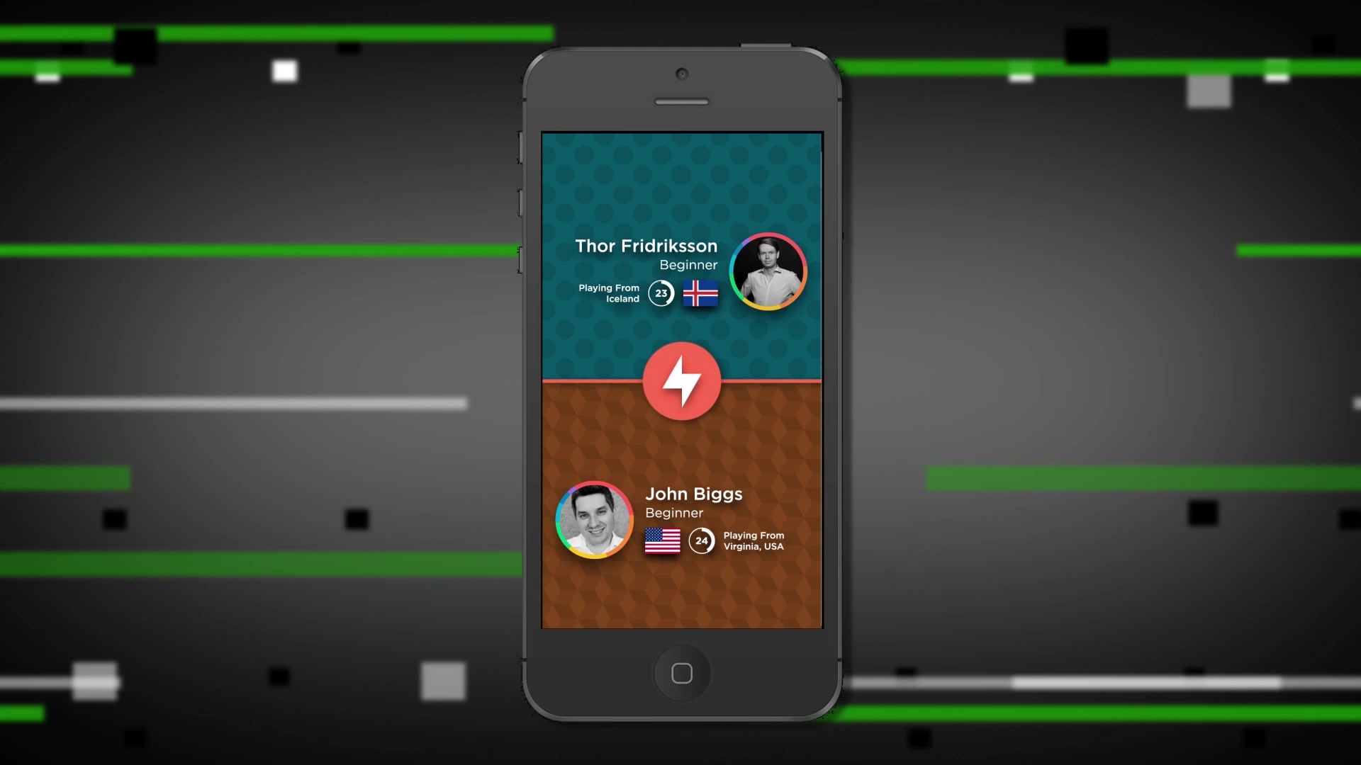 John Versus Thor in Newly Launched QuizUp