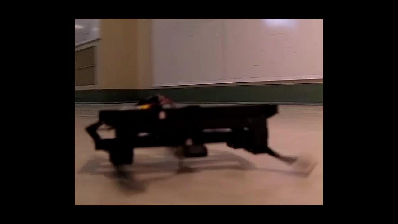 Dash Robotics Origami Robot Demo