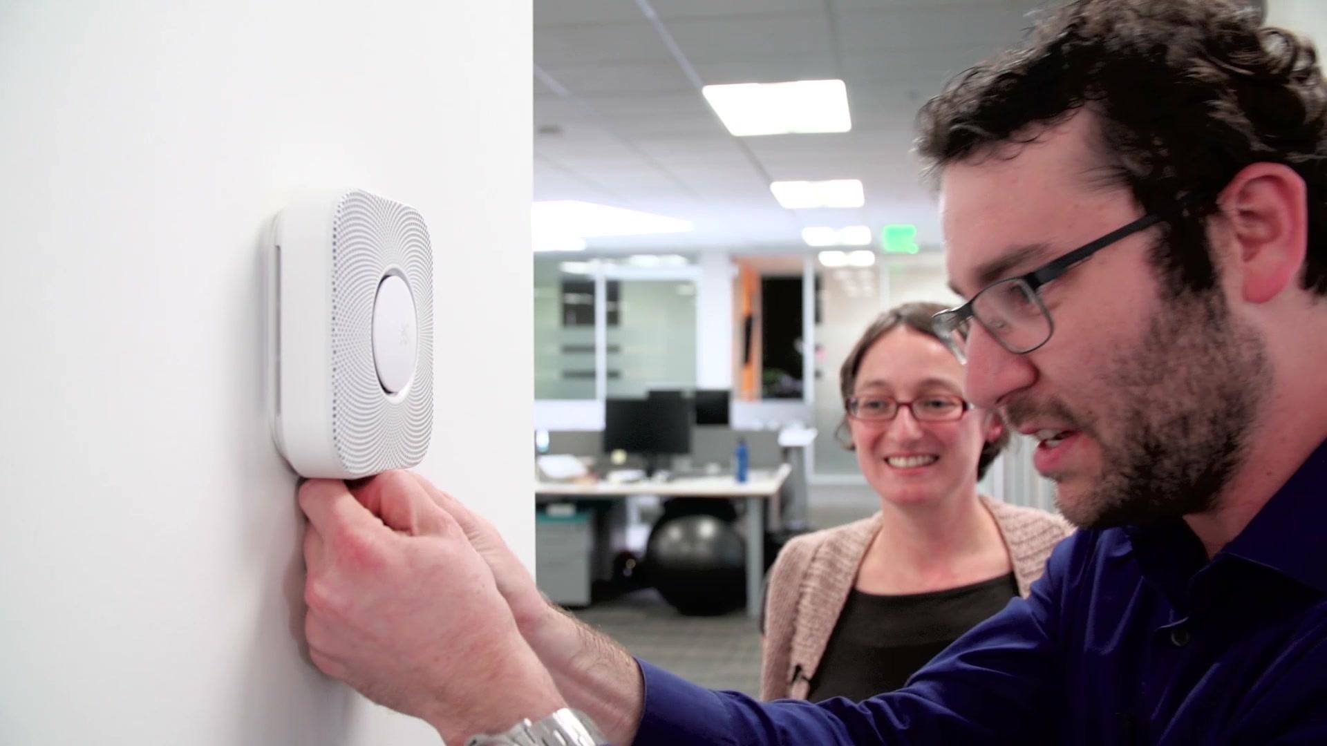 Nest Unveils The Nest Protect Smoke & CO2 Alarm