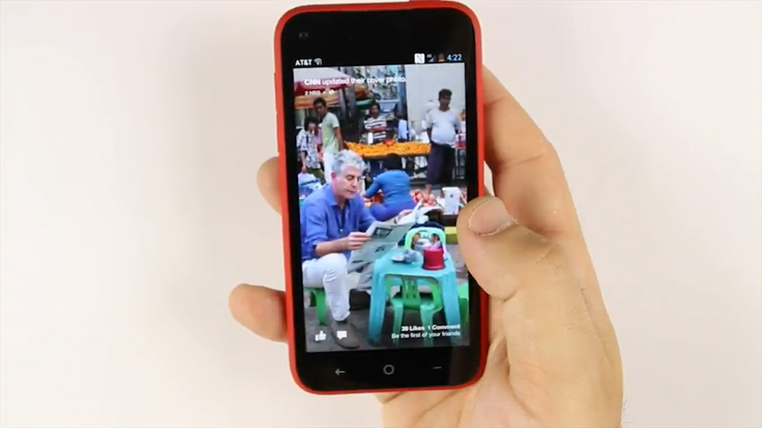 HTC First | Facebook Phone Review