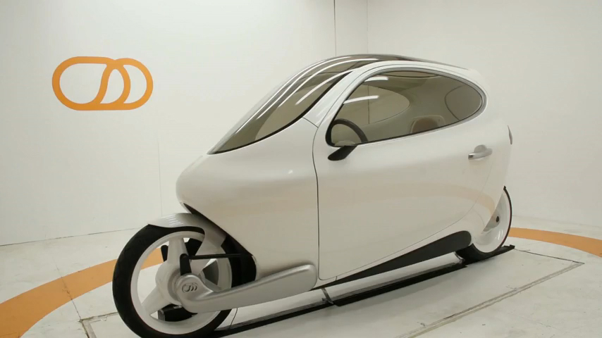 Lit Motors: Sleek Electric Cars (And More) Built From Scratch