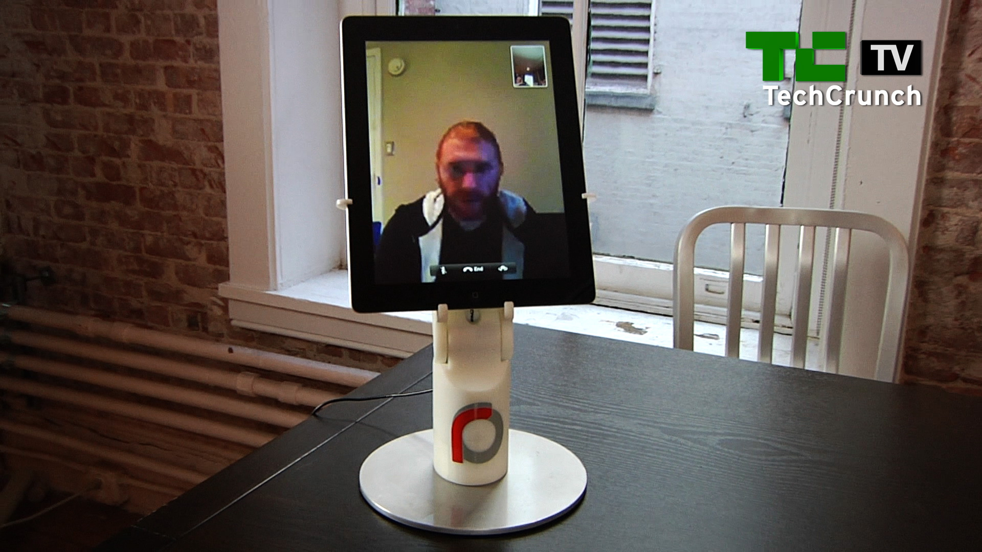 Revolve Robotics Introduces Kubi For Tablet Telepresence