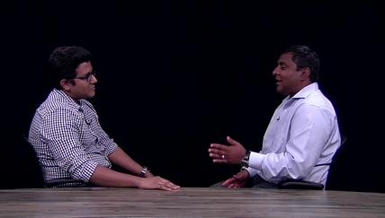 In The Studio With VMware's Parth Shah