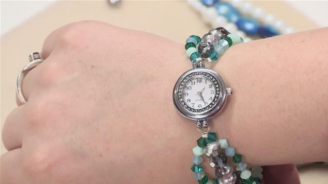 How to Make Beaded Watch Bands