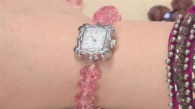 How to Make Beaded Watch Band Designs