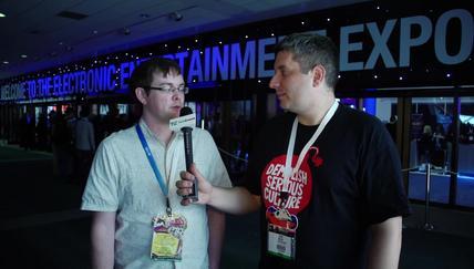 TechCrunch Gadgets Webcasts at E3 2012