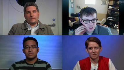 TC/Gadgets Webcast: Kids And Technology, Can A New Keyboard Save RIM