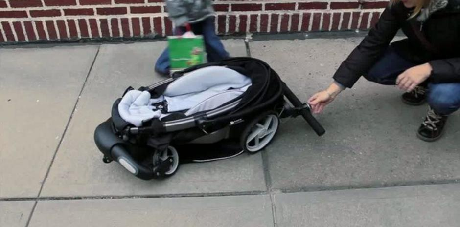 Hands On With The 4moms Origami Stroller Techcrunch