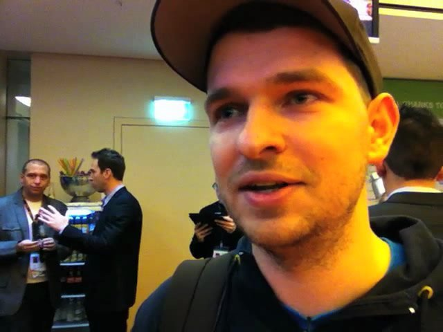 Wunderkit at the 2011 DLD