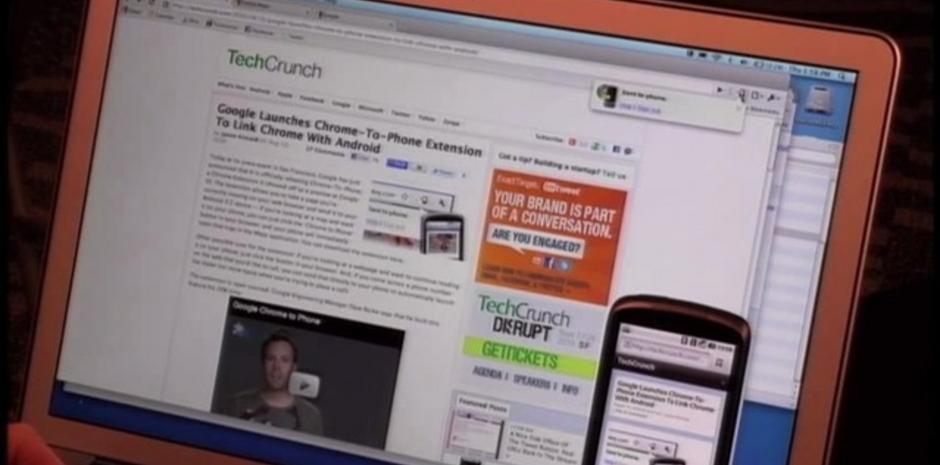 Chrome To Phone Demo