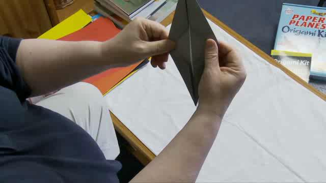 How to Create an Origami Boat