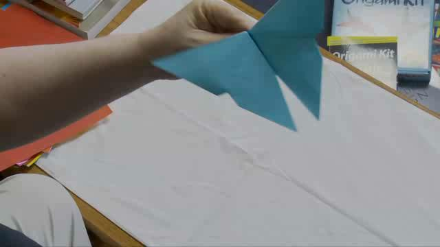 How to Create an Origami Butterfly