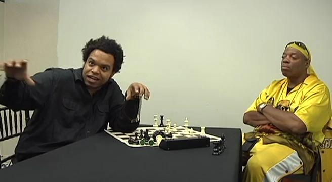Eric Lewis Talks Chess and Music