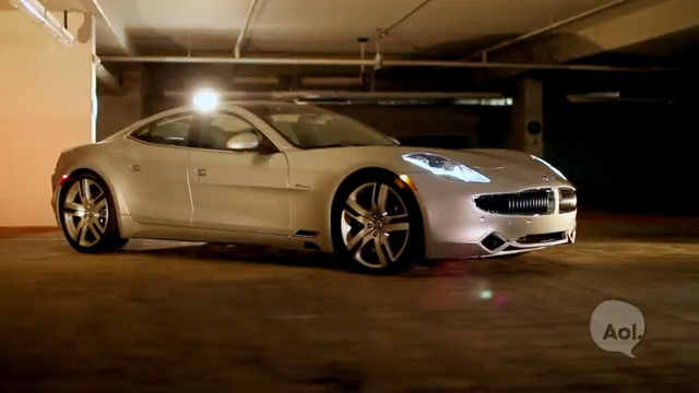 This is the Fisker EMotion - Autoblog