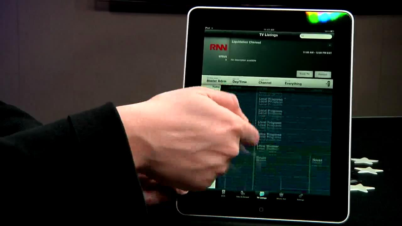 Fly Or Die Review of FIOS App for iPad