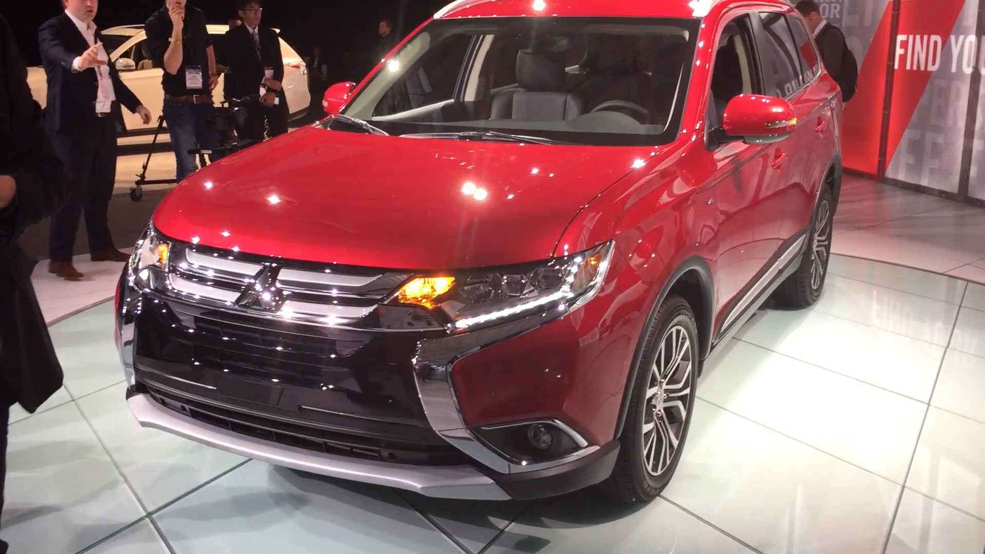 Mitsubishiu0027s Crossover Plan: New Model Coming To Geneva, Outlander PHEV  Finally On The Way   Autoblog