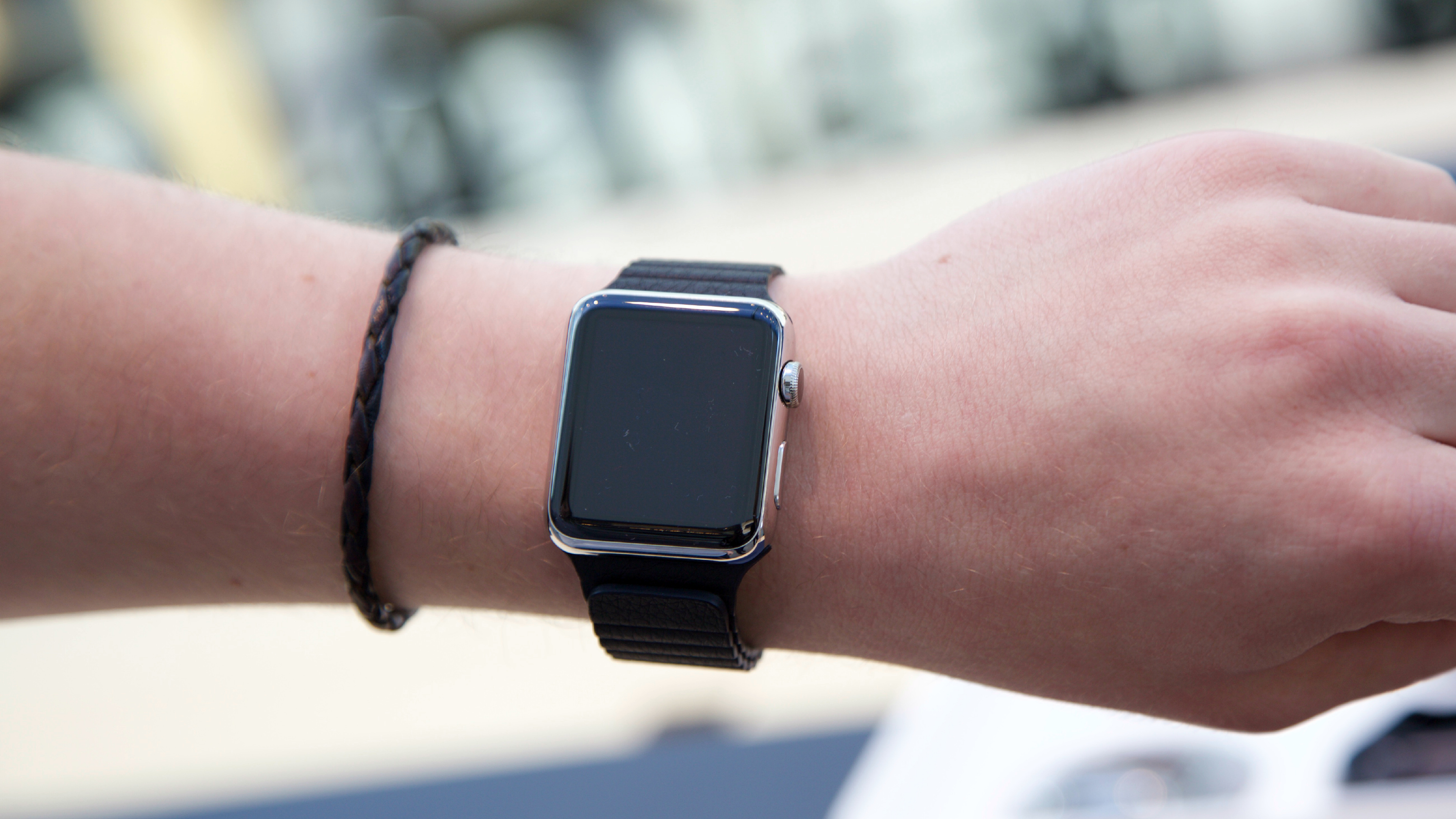 Apple Watch Retail Store Hands On