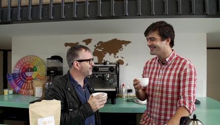 TC Cribs:自社のコーヒーのようにフレッシュなPact Coffeeのロンドンオフィス