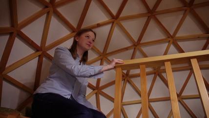 TC Cribs:超クールな宿泊物件が再現されているAirbnb本社を訪問
