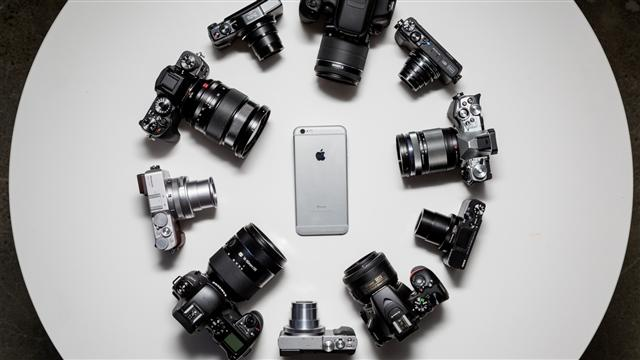 3 Shots You Can't Take On an iPhone