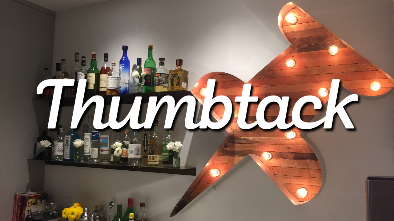 Thumbtack's Modern Industrial HQ | TC Cribs