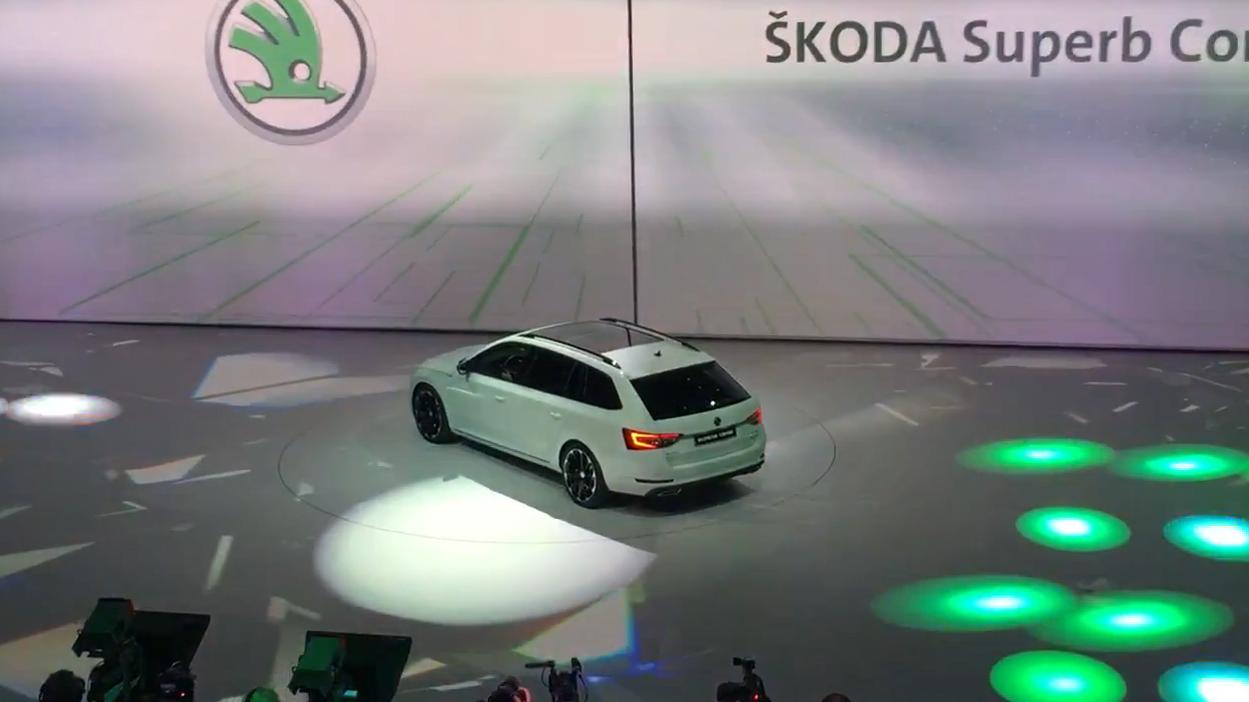 2019 Skoda Kodiaq Vrs Diesel Suv Sets Nurburgring Record Autoblog