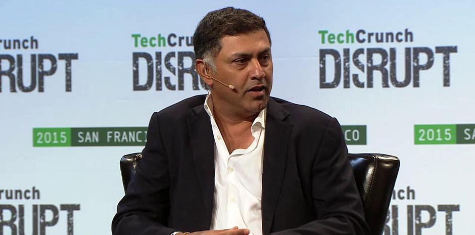 Nikesh Arora of SoftBank on Investing in Transportation Startups