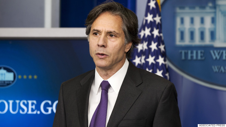 Biden expected to nominate Blinken to lead State Dept.