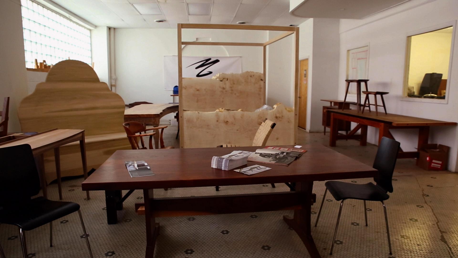 Goebel & Company Furniture | TechCrunch Makers