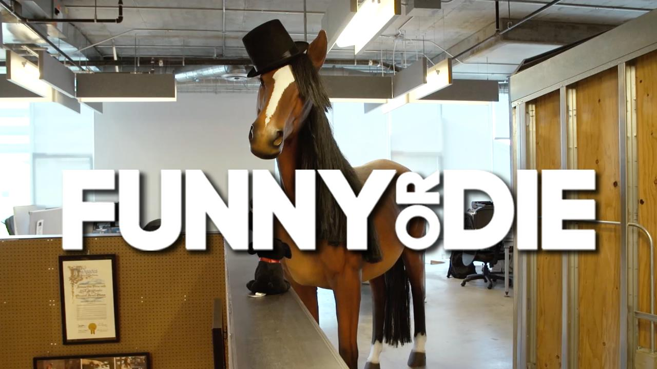 Funny Or Die's Hilarious Headquarters | TC Cribs
