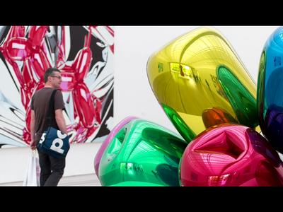 Beyond the Horizon Directed by Jared Leto S1:E4 | Jeff Koons