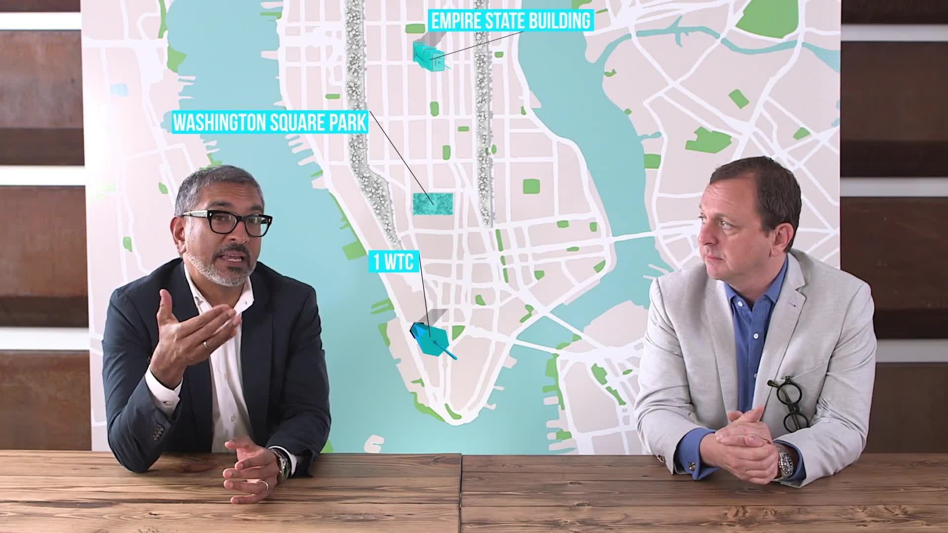 Two Architects Give NYC a Makeover