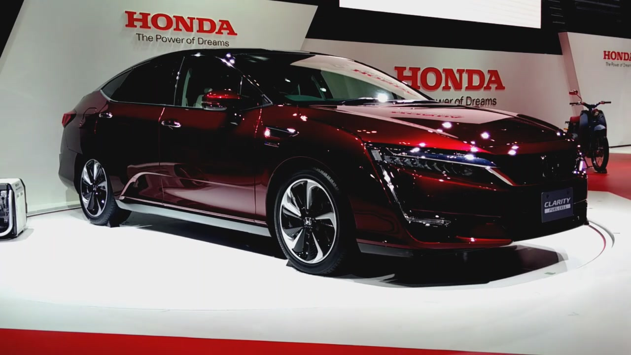 honda clarity electric and plug in hybrid to debut in ny autoblog. Black Bedroom Furniture Sets. Home Design Ideas